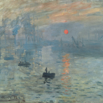 Claude Monet, Impression, Sunrise
